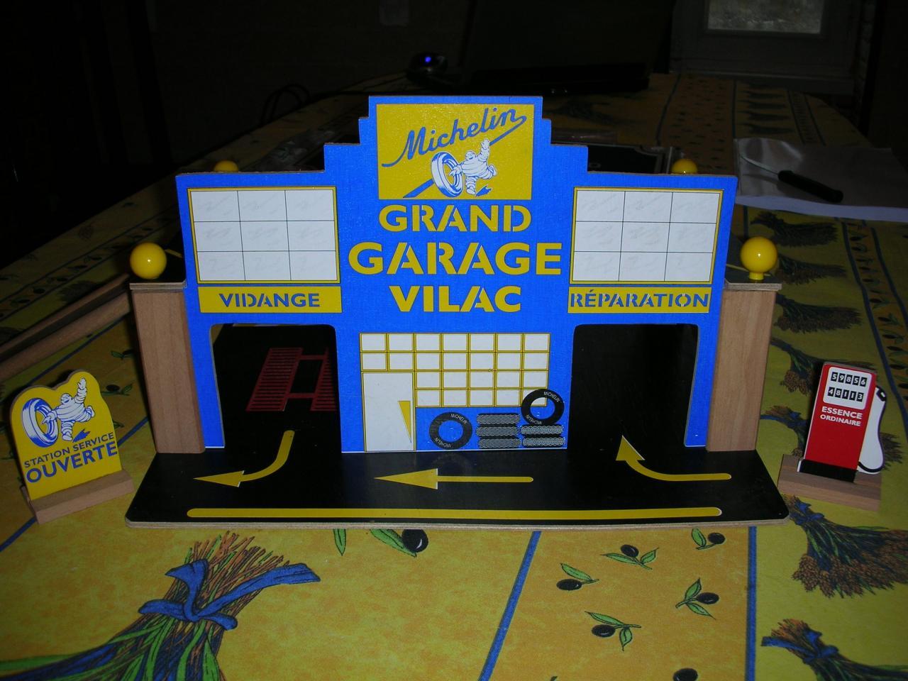 Garage En Bois Vilac : Garage en bois, Vilac